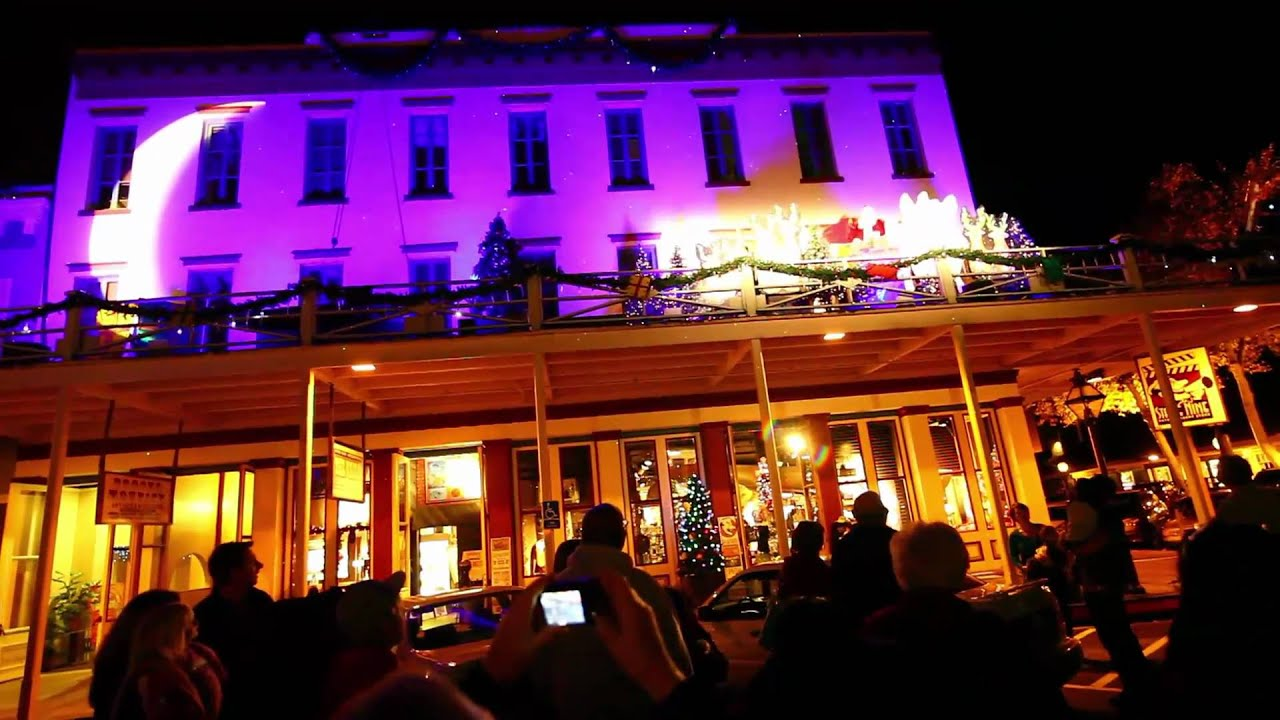 Theater of Lights - Old Town Sacramento 2010 & Theater of Lights - Old Town Sacramento 2010 - YouTube azcodes.com