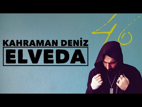 Kahraman Deniz - Elveda (Official Audio)