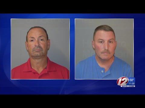 Two Cops Arrested, Charged By RI State Police