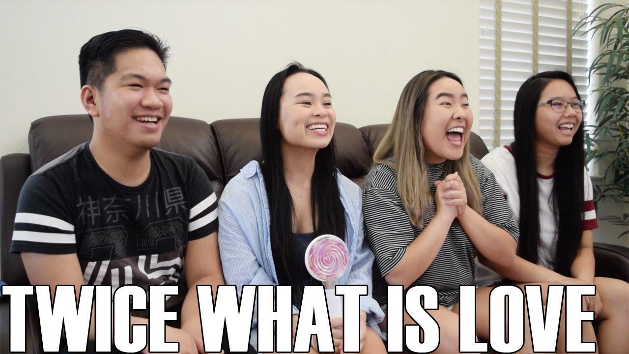 TWICE (트와이스)- What is Love (Reaction Video) #1