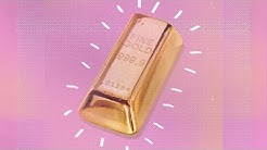 Gold prices boosted by stock turmoil