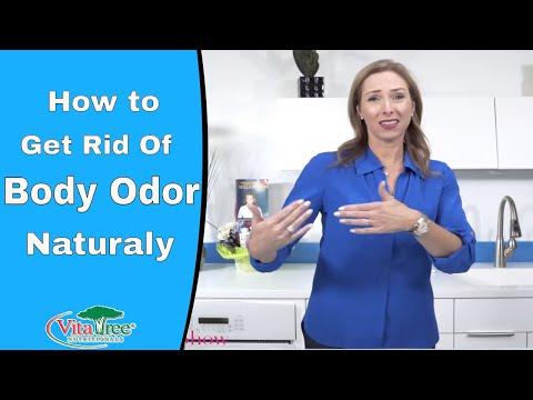 How To Get Rid of Body Odor Naturally - VitaLife Show Episode 264