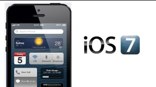IOS 7 iPhone 6 2013 Concept
