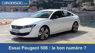 Essai - Peugeot 508 : le bon numéro?