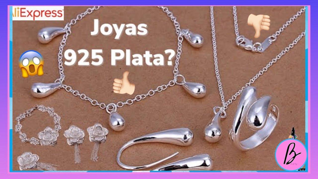 5ba4e246281c PLATA 925 Aliexpress  1 Fail JOYAS  Cómo saber si algo es de plata ...