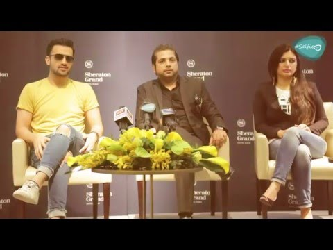 Atif Aslam Live in Concert Press Conference in Dubai