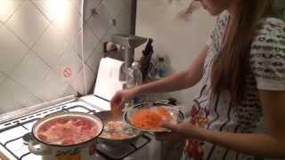 Борщ украинский рецепт How to cook soup