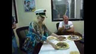 Офис в Абу Даби, «Бешбармак» праздничный обед(, 2014-02-23T08:18:04.000Z)