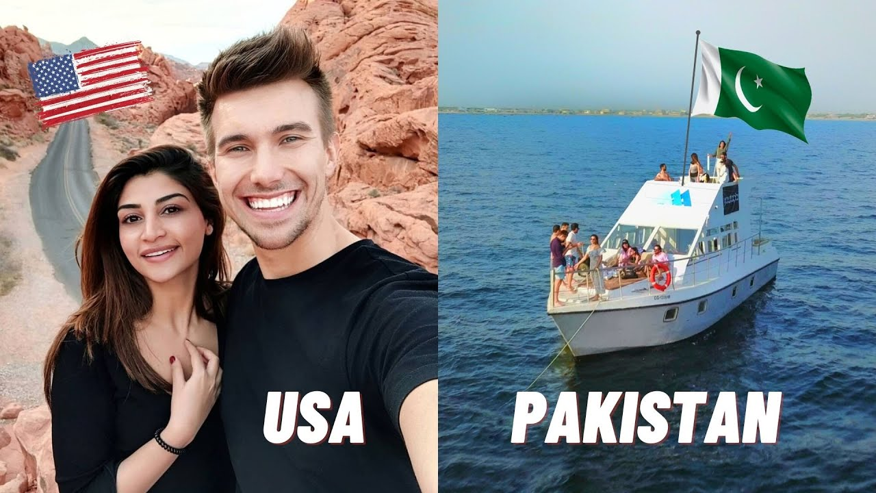 GOODBYE PAKISTAN - HELLO AMERICA
