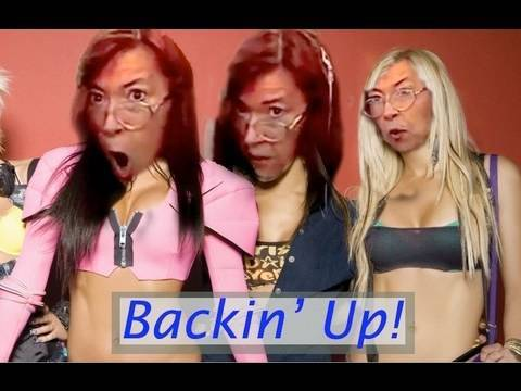 BACKIN UP SONG!! (now on iTunes)
