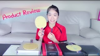 product ReviewTimo Boll ALC vs Mizutani ZLC vs Mizutani Super ZLC