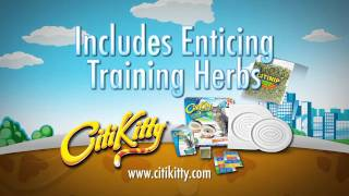 Amazing! CitiKitty Cat Toilet Training Kit