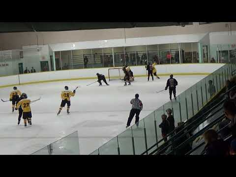 Sept.29/17 Daniel Wu with his first Junior C goal! (Videographer Nick Sanderson)