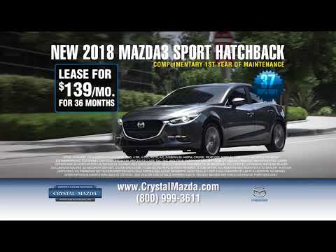 Crystal Mazda - Your Mazda Leasing Center!