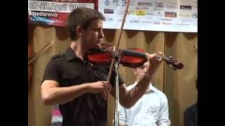 Nizamski rastanak violina - George Milanovich 2012