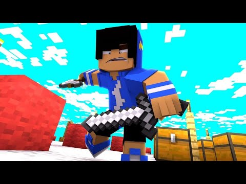 A VOLTA DA LENDA O REI DO  SKYWARS AINDA DOMINA - Minecraft MCPE 0.15.10