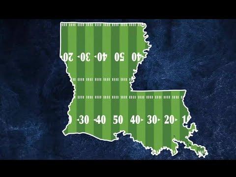 Why is Louisiana shrinking so quickly?