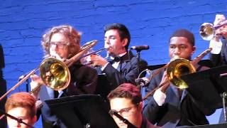Lakewood Jazz Ensemble Big Band - Ahunk Ahunk