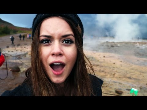 Golden Circle Tour goes WRONG! (ICELAND ADVENTURE)