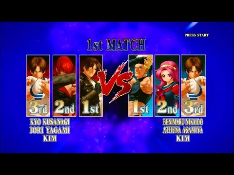 [最悪] THE KING OF FIGHTERS XII [USB3HDCAP]