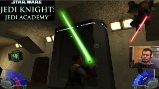 STAR WARS JEDI KNIGHT: JEDI ACADEMY (PC / Xbox) | Generación 128 bits #13 | Gameplay en Español HD