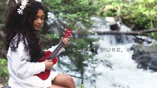 Sweet, Pure, and True - Asia Anastasia (Music Video) Ukulele Music