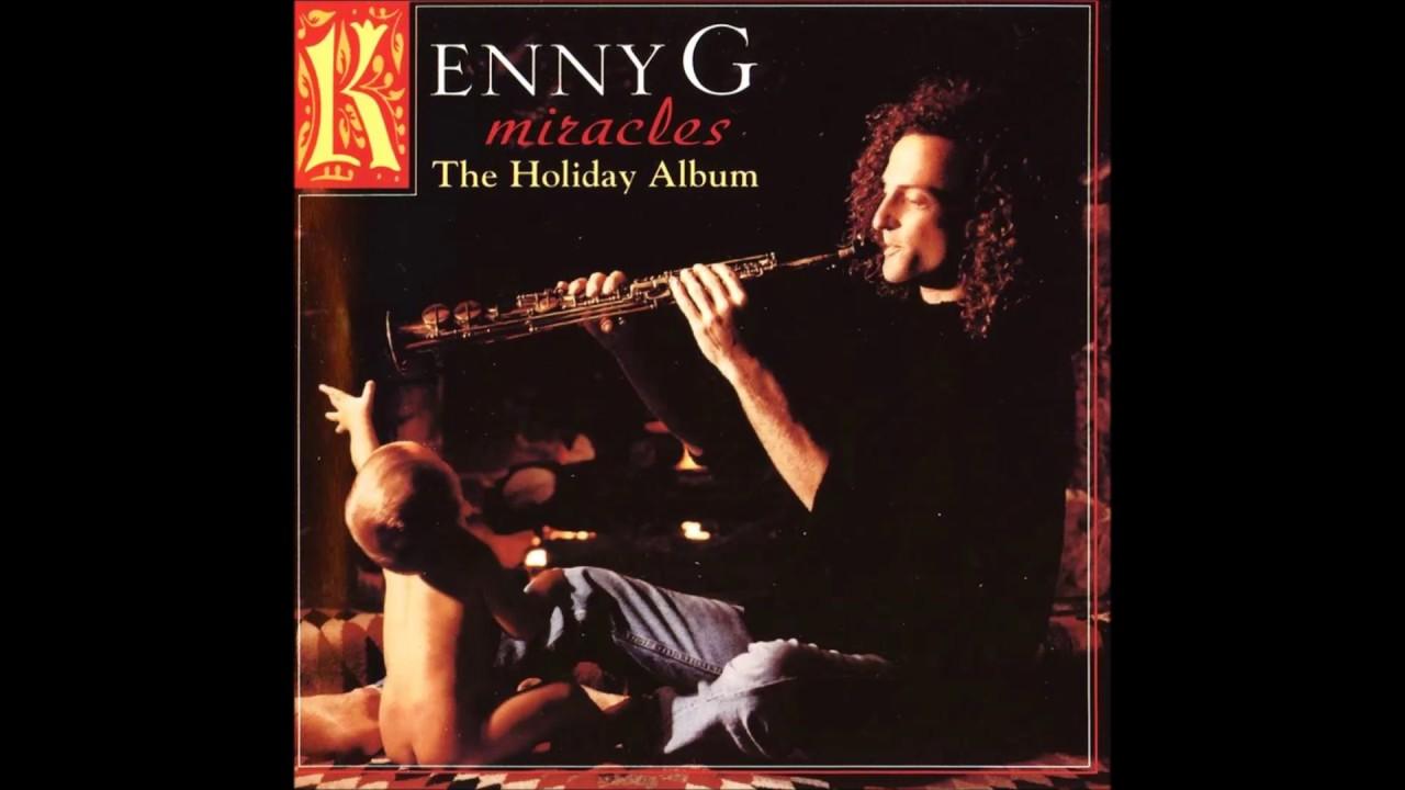 christmas music kenny g
