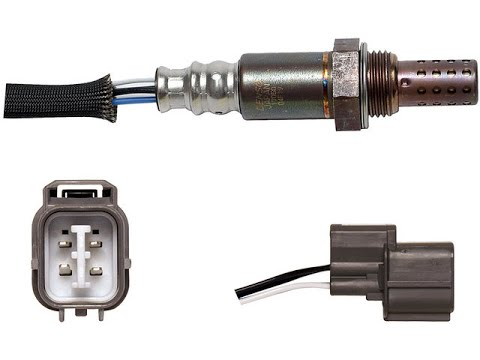 how to replace primary(upstream) oxygen sensor on v6 honda accord