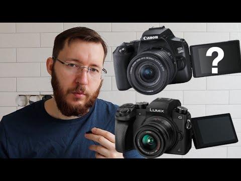 Фотоаппараты для съемки видео в 2020 году. Ответы на вопросы, СТРИМ