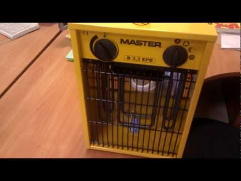 Електрически калорифер MASTER B 3.3 EPB #qIp2b1LGiFI