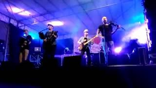 Folkheads - You shook me all night long (live)