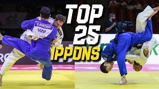 TOP JUDO  PPONS - 2021 World Judo Championships Hungary