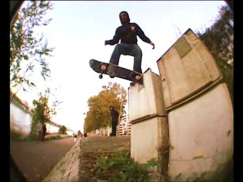 Antiz skateboard Z Movie