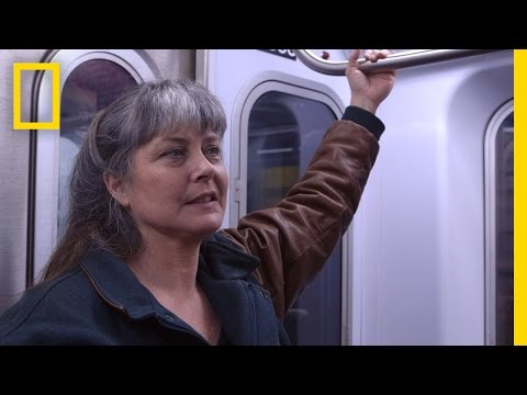 Sue Rides the Subway | Sue in the City
