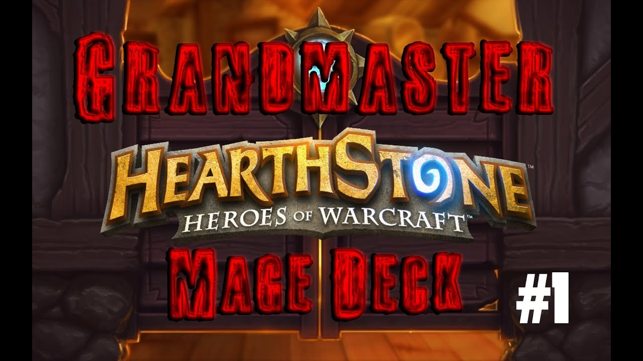 Hearthstone Grandmasters Decks