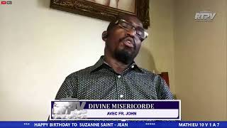 DIVINE MISERICORDE /  07 / 08/ 20 / Live Stream