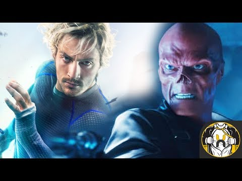 Will Thanos Resurrect Red Skull & Quicksilver With Infinity Stones?   Avengers: Infinity War