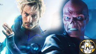 Will Thanos Resurrect Red Skull & Quicksilver With Infinity Stones? | Avengers: Infinity War
