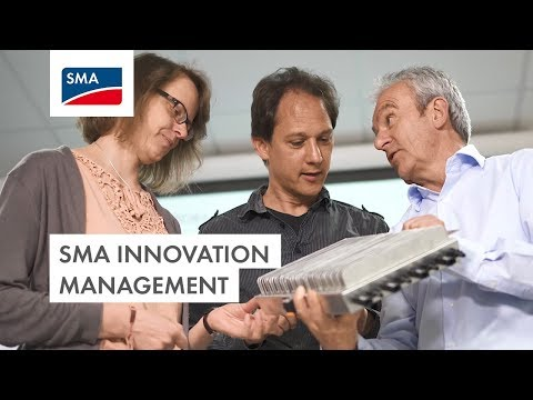 SMA Innovationsmanagement