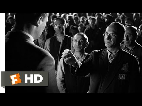 Schindler's List (8/9) Movie CLIP - He Who Saves One Life Saves the World Entire (1993) HD