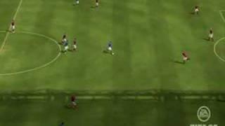 Top 10 goals of Fifa 08