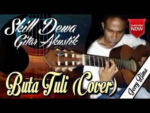 Rhoma Irama - Buta Tuli (Cover) Skill Gitar Akustik Anak Bima Tuna Netra