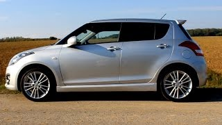 Suzuki Swift Sport 2012 Videos