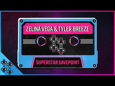 ZELINA VEGA & TYLER BREEZE debate lyrics, favorite movies and dolphin noises! - Superstar Savepoint
