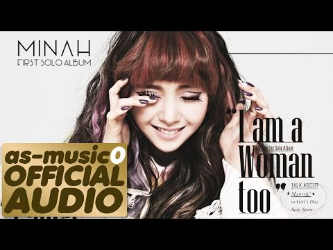 [MP3/DL]03. MinAh (민아) [Girl's Day] - Colorful [Mini Album ' I Am A Woman To]