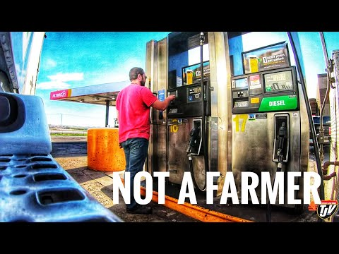 My Trucking Life | NOT A FARMER | #1713