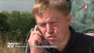 La Crise du lait (vidéo en français sous-titrée en français)