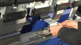 Cone 1600 video(Servo-electric Press Brake Cone 1600. Manufactured in Finland. Servomekaaninen särmäyspuristin Cone 1600. Suomesta. Электромеханические ..., 2013-06-19T10:28:48.000Z)