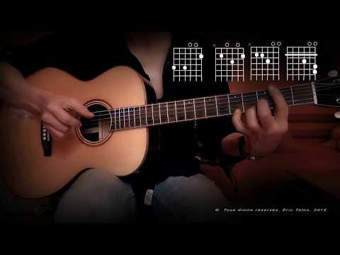 oasis - kotaro oshio - guitar lesson - fingerstyle guitar