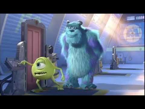 Pixar Interview: Monsters Inc. (2001)